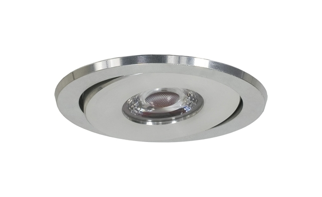 Window display wall display recessed lighting eco lite products recessed puck light led aloadofball Images